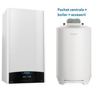 Pachet Ariston Genus One System 30 si boiler BCH 160