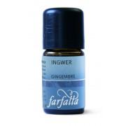 Farfalla - Bio Gyömbér illóolaj 5 ml