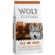 12кг Adult Oak Woods Wolf Of Wilderness, суха храна за кучета с глиган