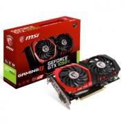 Placa video MSI GeForce GTX 1050 Ti Gaming X 4G, 1379 (1493) MHz, 4GB GDDR5, 128-bit, DL-DVI-D, HDMI, DP