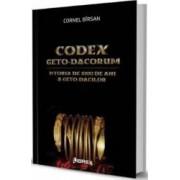 Codex geto-dacorum - Cornel Birsan