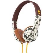 Casti Stereo SkullCandy Uproar Explore Animal, Jack 3.5mm, Microfon (Mustard)