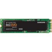 SSD Samsung 860 EVO, 500GB, M.2 2280, SATA III 600