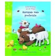 Primele mele povesti de un minut Animalele mele preferate - Rike Janssen Ursel Scheffler