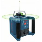 """Лазер ротационен GRL 300 HVG, 100 m/300 m, ± 0,1 mm/m, ± 5° (8 %), 15 s, IP 54, 5/8"""", 1,8 kg, 0601061701, BOSCH"""