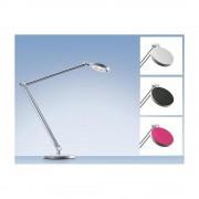 Hansa LED-Schreibtischlampe 4YOU 4,8 W schwarz, silber, himbeere