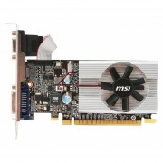 Tarjeta De Video Msi Nvidia N210 Pcie X16 2.0 / 1gb Ddr3 Hdmi / VGA