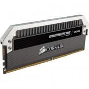 Corsair Dominator Platinum RAM Module - 64 GB (4 x 16 GB) - DDR4-2666/PC4-21300 DDR4 SDRAM - CL15 - 1.20 V