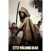poszter The Walking Dead - Dead Michonne - GB Posters - FP3073