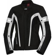 IXS Sport Larissa-Air 2.0 Ladies Motorcycle Textile Jacket Black White S