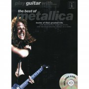 Music Sales PGW Metallica - Best Of TAB and Playalong CD