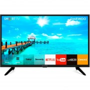 Televisor Daewoo Smart TV 43 Full HD L43V780BTS