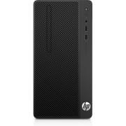 HP 290 G1 3.9GHz i3-7100 Micro Tower Black PC