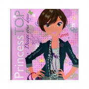 Editura Girasol - Princess Top Design Your Dress Pink