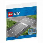 Права и Т-образно кръстовище Лего Сити, LEGO City 60236