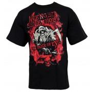 tricou stil metal bărbați Avenged Sevenfold - Flame Reaper Limited Tour - BRAVADO - AVN2121