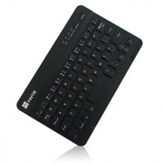 Fintie Ultrathin (4mm) Wireless Bluetooth Keyboard for Windows (Microsoft Surface/ HP Stream 7 / HP Stream 8 / Dell Venue 8 Pro/ Lenovo IdeaTab Miix 2 /ThinkPad 8/ Toshiba Encore/ Acer Iconia W4/ Nokia Lumia 2520/ Asus ViVoTab) 7-Inch Black