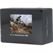 Rollei Actioncam 300, Black (INKL. GRATIS ARM