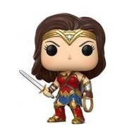 Figurina Pop Dc Justice League Wonder Woman