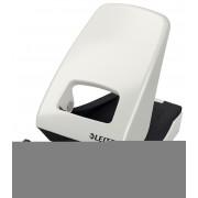 Perforator metalic de birou, pentru maxim 40 coli, gri, LEITZ 5138 NeXXt Series