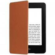 Funda Microfibra Fibra Kindle Paperwhite Waterpoof Café