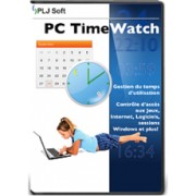 PC TimeWatch Family Pack - 5 postes