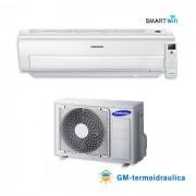 Samsung Condizionatore Samsung Inverter 9000 Btu Wi-Fi A++ Ar5500m Ar09kswnawknet