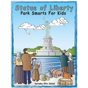 Park Smarts for Kids Activity Books Set - (2 Pack) Statue of Liberty National Park and National Park Service Centennial
