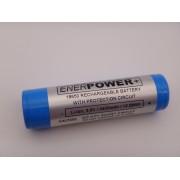 Panasonic acumulator 18650 Li-Ion 3400 mAh Enerpower cu protectie PCB 7 A