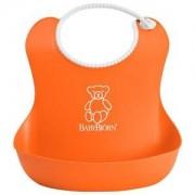 Babybjörn Mjuk Haklapp Orange Haklappar & förkläde