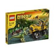 Lego Raptor Chase