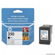 HP 350 Black Inkjet Print Cartridge (CB335EE)