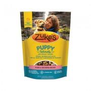 Zuke's Puppy Naturals Pork & Chickpea Recipe Dog Treats, 5-oz bag