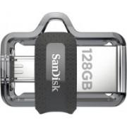 SanDisk Ultra Dual SDDD3-128G-G46/SDDD3-128G-i35 128 GB OTG Drive(Type A to Micro USB)