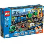 Конструктор Лего Сити - Товарен влак LEGO City, 60052