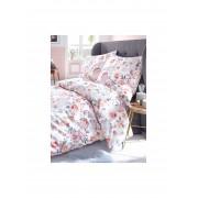 Estella Bettbezug ca. 155x220cm / Kissenbezug ca. 80x80cm Estella rosé