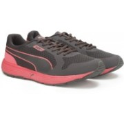 Puma Future Runner II Wn's DP Running Shoes(Black, Red)