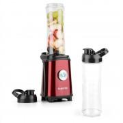 Klarstein TUTTIFRUTTI мини блендер 350 W 600 ML кръстосани остриета без BPA червен (TK30-Tuttifrutti-B)