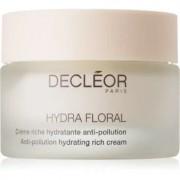 Decléor Hydra Floral Rich Hydrating Cream for Dry Skin 50 ml