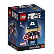 Lego (LEGO) Brickheads Captain · America 41589