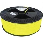 3D nyomtató szál German RepRap 100265 ABS műanyag 3 mm Fényes sárga 2.1 kg (1339422)