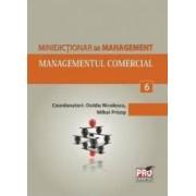 Minidictionar De Management 6 Managementul Comercial - Ovidiu Nicolescu