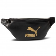 Чанта за кръст PUMA - Originals Bum Bag Retro 076931 01 Puma Black