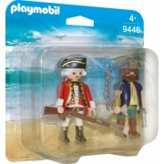 PlayMobil SET 2 FIGURINE - PIRAT SI SOLDAT