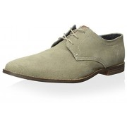Ben Sherman Men's Gabe Oxford, Taupe, 46 M EU/13 M US