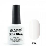 Oja semipermanenta OneStep Lila Rossa Professional 7.3ml OLROS002