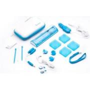 i-CON by ASD 22-In-1 Deluxe Starter Kit Blue/White for DSi