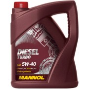 MANNOL DIESEL TURBO 5W-40 5 liter