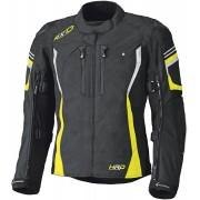 Held Luca GTX Textile Jacket Black Yellow L