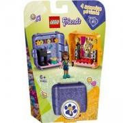 Конструктор ЛЕГО ФРЕНДС - Кубът за игра на Andrea, LEGO Friends 41400